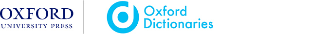 Oxford University Press. Oxford Dictionaries Online