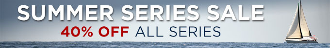 Summer Series Sale - 40% Off All Series